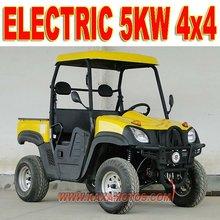 5KW 4x4 Electric Utility Vehicle