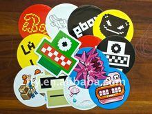 vinyl sticker printing (SS-251)
