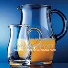 Drinking glass set/pitcher