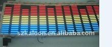 2012 hot sale and good quality el car sticker
