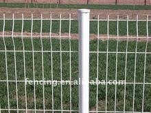 PVC Coated /powders sprayed coatingWire mesh Fence Panel(factory)