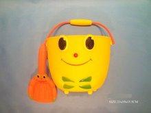 children happy outdoor beach boat toy