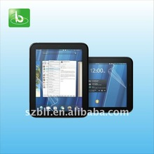 UV radiation protection lcd screen protector for hp touchpad tablet