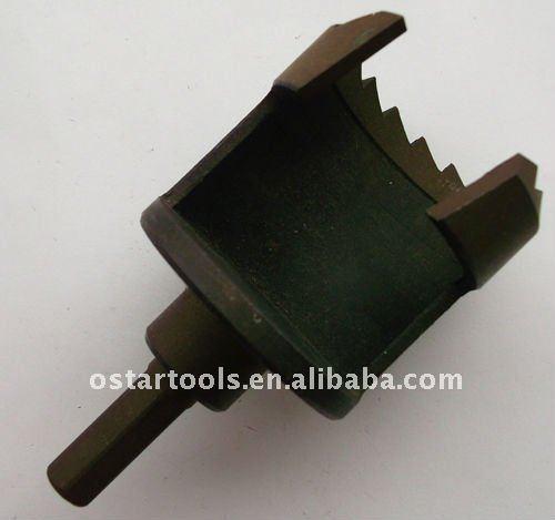 Espiral cortadores de plug