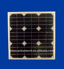 High power 25W monocrystalline silicon Solar Panel
