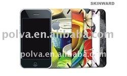 Factory Supply Popular Beautiful anti-scratch skin guard for iphone