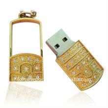 1GB Jewelry diamond usb flash memory