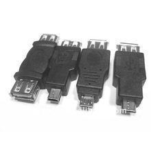 micro /mini /female to female usb adapters