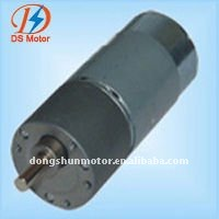 DS-37RS555 low speed 150rpm dc motor