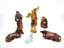 2012 christmas decoration nativity sets factory derect sale