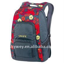 Beautiful fashion laptop back pack