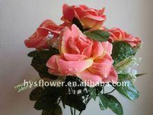 artificial flower for silk flower bush series 8