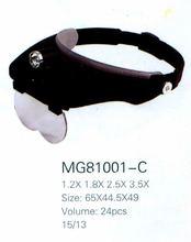 LOUPE/MAGNIFIER/head glasses loupe magnifier
