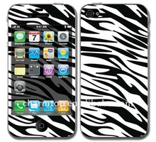 Full Body Vinyl Sticker for iPhone 4