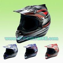 Dirt bike Helmet DP901, high ABS material, ECE
