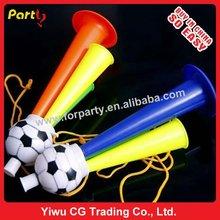 FT-0050 Football fans toys trumpet long horn loudspeaker whistle