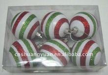 2012 plastic christmas arts
