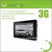 7 inch capacitive MID-GN870