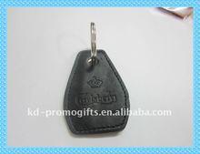 Promotional leather key chain DKLK0007