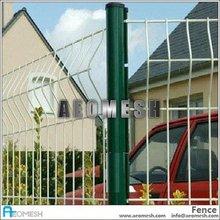 metal fence border fencing