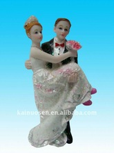2011 new design for polyresin wedding decoration