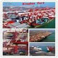 compagnie maritime digne de confiance de Changhaï vers la Tunisie
