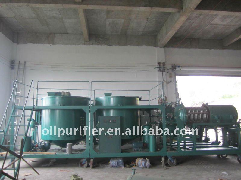 Sell Engine Oil Regeneration Plant Waste Engine Oil