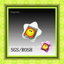 Custom Clear Acrylic Fridge Magnets
