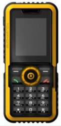 2GB rugged waterproof mobile phone, cellphone with IP68