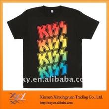 Big Man T Shirts Print On Kiss