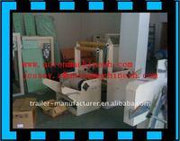 LLDPE three layer stretching film machine