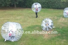 2012 latest design name brand inflatable hill zorbing 100% safety high quality zb176