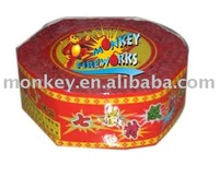 Top-Class Firework Red Bomb Crackers