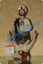 religious Polyresin figurine 2012 new arrival resin gift item
