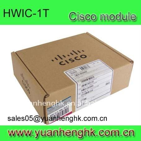 HWIC-1T WAN Interface Card /1-Port Serial WAN Interface Card/cisco network module
