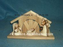 Latest figurine Nativity religious items