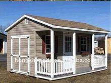 luxury prefab beach vacation steel structure villa/mobile house