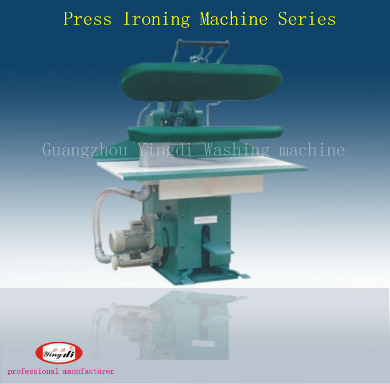 cloth pressing machine