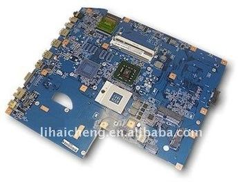 AC32137 MBPJB01001 motherboard for Acer Aspire 7736Z 7540 Laptop 48.4FX01.01M