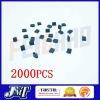 F01930 2000pcs 2.54mm Standard Circuit Board Jumper Cap (black) For 2.54mm Pin Header , Female Header Plug