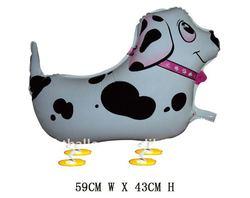 New Model Walking Balloon Pet for Christmas-Walking Dog