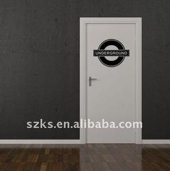 Hot sales ! personalized decals for door