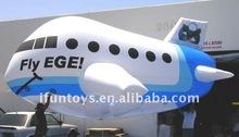 2012 IFUN44 Inflatable helium blimp/advertising airship/air balloon