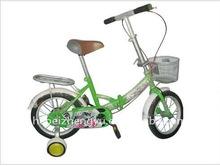 The green bike for children/ the bike for boys/aluminum kid bike