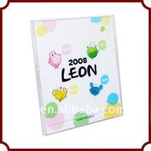 Promotional CD calendar