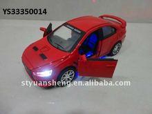 1:43 die cast car alloy toy model