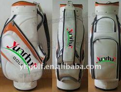 2012 new design OEM nylon golf bag factory price