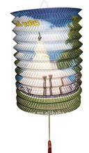 Strip light paper lantern/ foldable lantern
