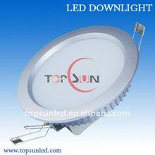 Hot selling 6 inch 18W led downlight 3 years warranty