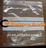 LDPE printed ziplock bag